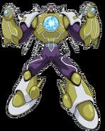 HÉROE Elemental del Trueno Gigante Full