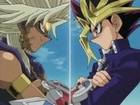 Yami Yugi vs Yami Marik