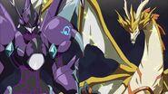 @Ignister Templario Oscuro y Dragón de Luz