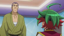 Chojiro y Yuya