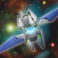 Foto satélite fotónico