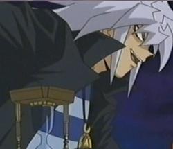 Yami bakura duelo final