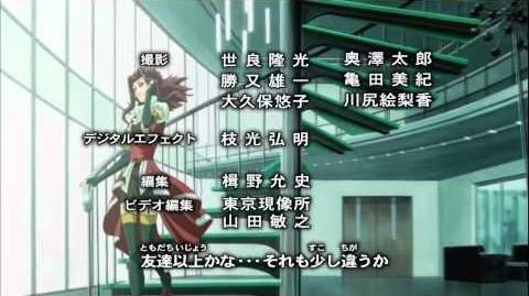 遊戯王5D's 第三期 エンディングテーマ 「-OZONE-」 (高画質)