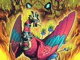Avatar del Rey de Fuego Garunix