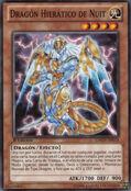 Dragón hierático de nuit