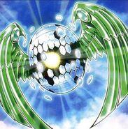 Foto ciber huevo ángel
