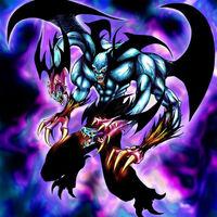 Foto demonio legendario