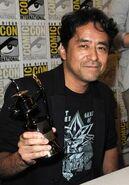 Kazuki Takahashi San Diego Comic Con 2015