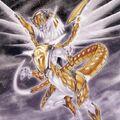 Foto dragón hierático de tefnuit