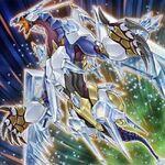 Foto dragón sincro ala cristalina