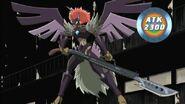 Alanegra Armado (anime-Invocación)