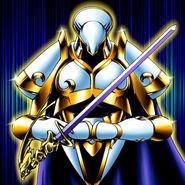 Foto armadura de oro raro