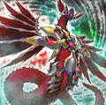 Foto número c5 dragón quimera del caos