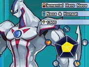 Héroe elemental neos-WC10