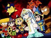 Mundo de Monstruos Anime