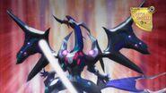 Dragón Xyz Rebelión Oscura Comercial
