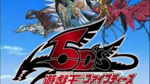 Yu Gi Oh 5Ds Opening 5