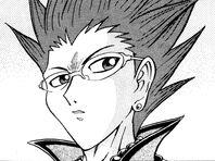 Amon manga