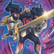 Foto cxyz héroe de los cómics arturo legendario