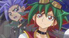 Yuto y Yuya descubren el Revival Zero