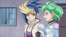 Yugo y Rin