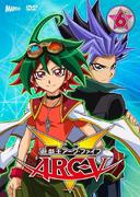 Yuya Yuto Yu-Gi-Oh! ARC-V DVD 6