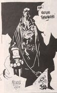 Hellboy ygo mike mignola