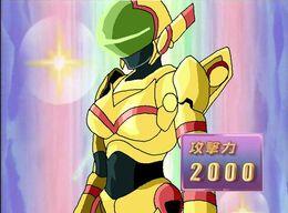 Cyber Knight Anime