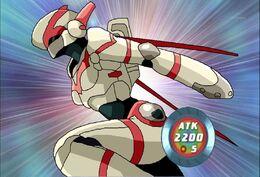 Cyber Knight Elladash