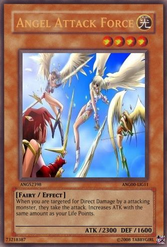 Angel Attack Force