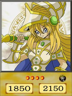 White Magician Warrior dubbed anime