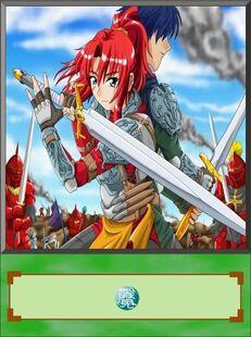 Warriors Unite dubbed anime