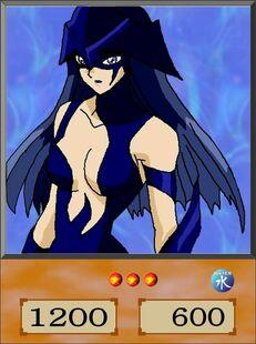 Elemetal Hero Aquainatrix dubbed anime