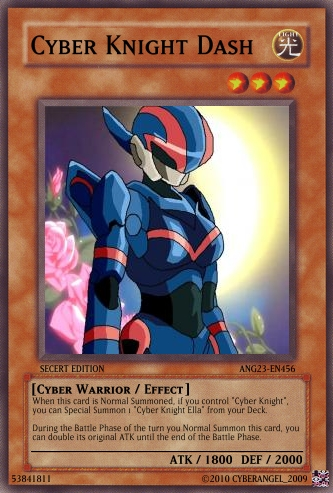 Cyber Knight Dash