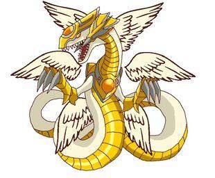 Heaven Dragon - concept art