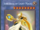 Sorceress of Light Magic