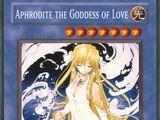 Aphrodite the Goddess of Love
