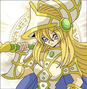 Light Magician Warrior