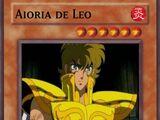 Aioria de Leo