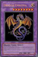 Dragon emblema