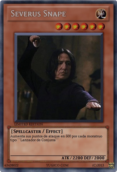 Severus Snape Wiki Yu Gi Ohfanfiction Fandom Powered