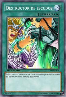 Destructor de escudos