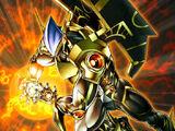 Héroe Elemental Chispas Dorado
