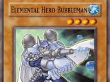 Héroe Elemental Burbujas