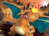 Dragon Magico, Charizard