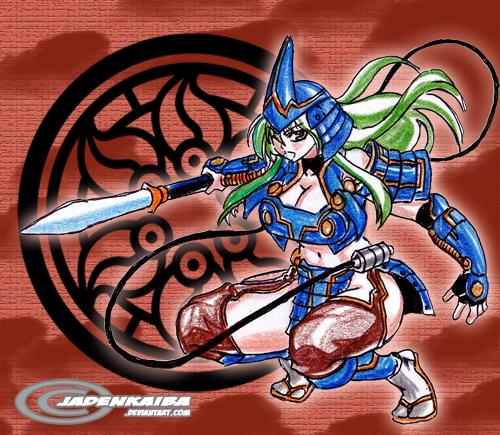 File:Artwork sexy samurai arisa by jadenkaiba-d47qlc6.png