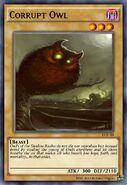 40 Corrupt Owl