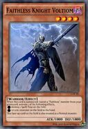 20 Faithless Knight Voltiom