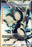 Blue eyes white dragon orica by biohazard20-d5jx0sv