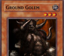 Ground Golem